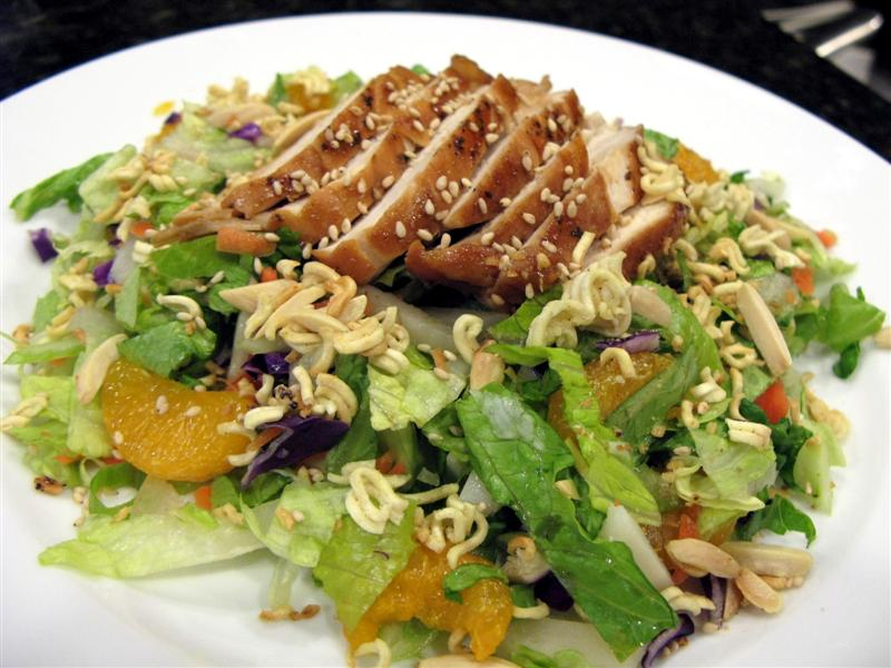Public Projects: Chinese Chicken Salad Recipe